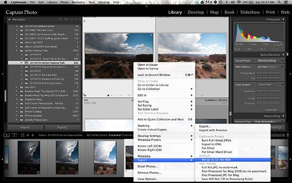 Lightroom watermark plugin