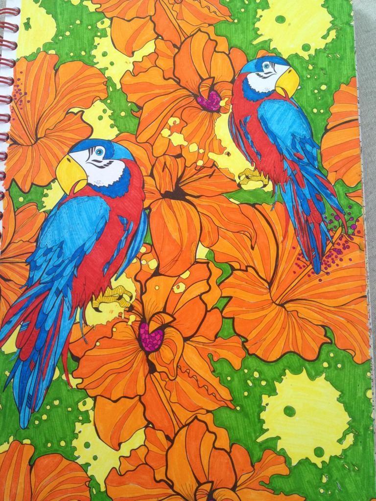 Het Enige Echte Kleurboek Voor Volwassenen Girlscene Forum Kleurboek Kleurplaten Kleurplaten Voor Volwassenen