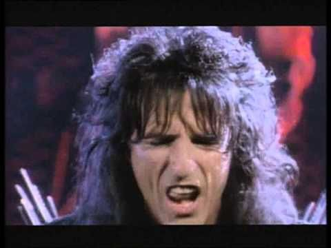 Alice Cooper - Bed Of Nails (official video)