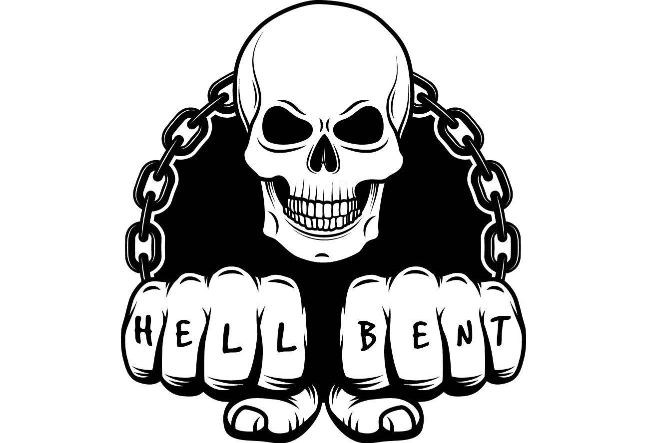 Knuckle Skull Decal By Cityvinyl On Etsy Skull Decal Vinyl Decals Vinyl Sticker Design [ 888 x 1299 Pixel ]
