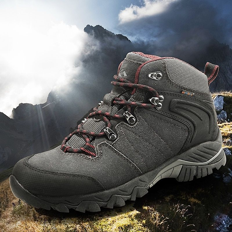 a5c7593a84f Clorts Hiking Shoes Trekking Camping Climbing Outdoor Shoes ...