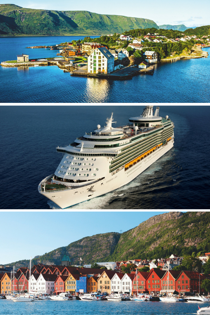 Explore the Norwegian Fjords on Royal Caribbean's