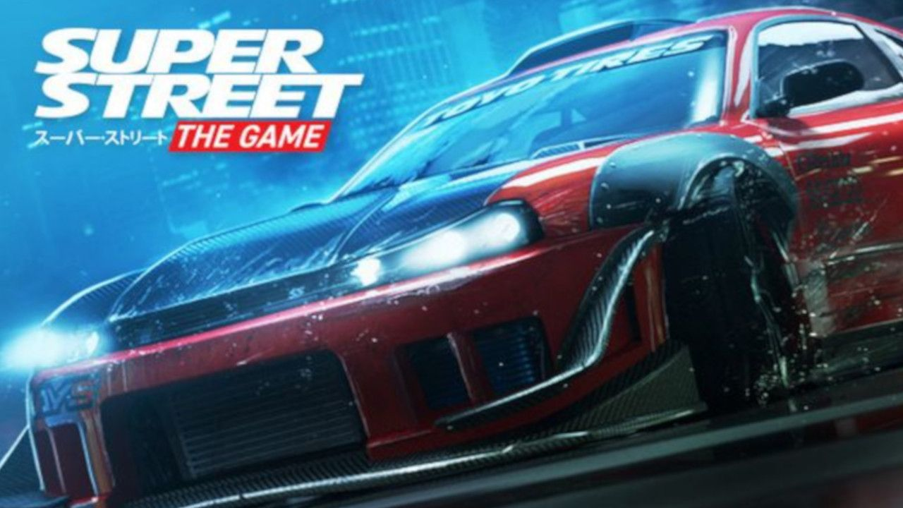 Super Street The Game PC Game Full Version Free Download