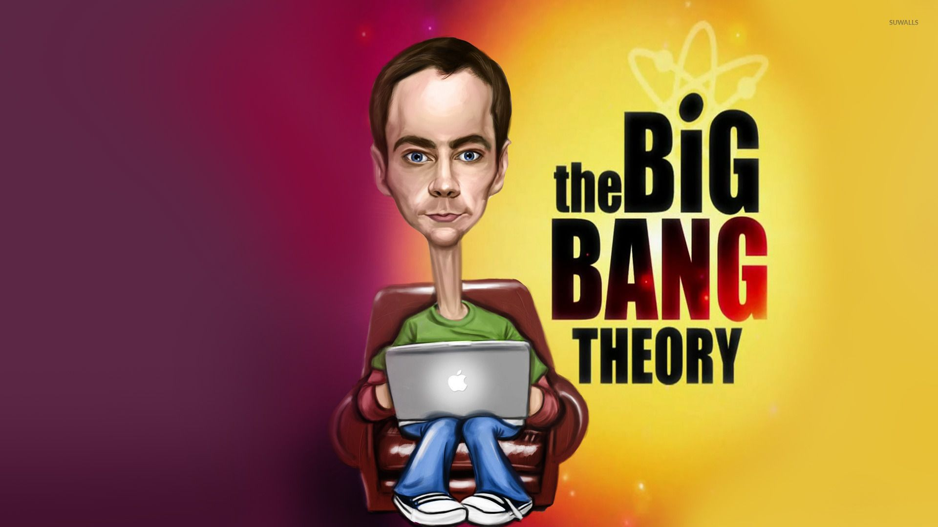 big bang theory wallpapers group with items | desktop wallpaper