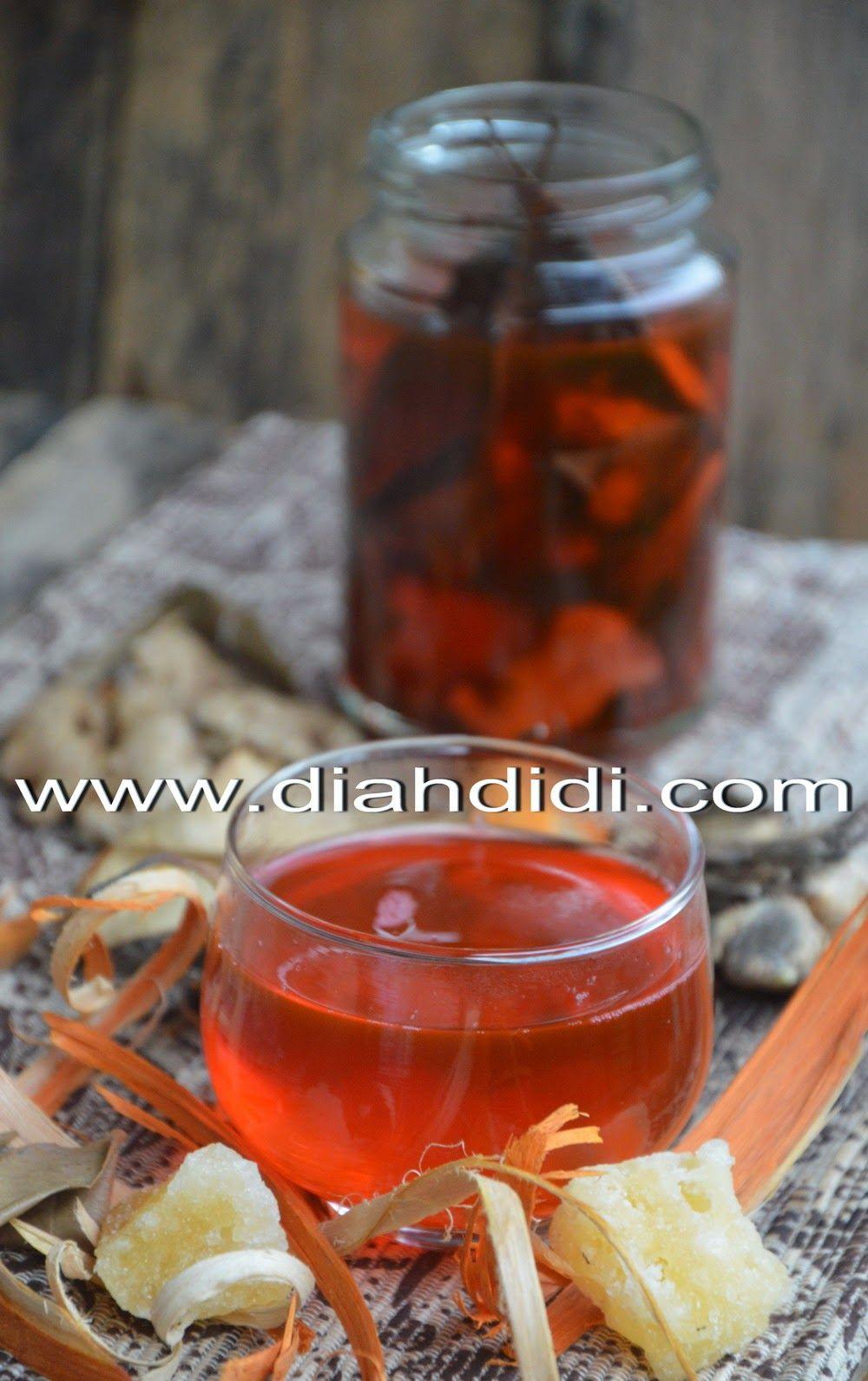 Diah Didi S Kitchen Wedang Uwuh Khas Imogiri Bantul Yogya Makanan Dan Minuman Resep Makanan Minuman Sehat