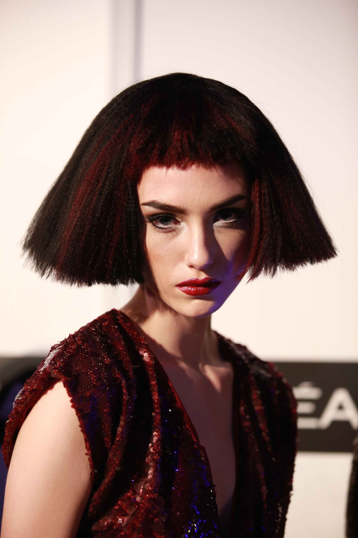 beauty hair makeup redlip bob Beauty, Life changes