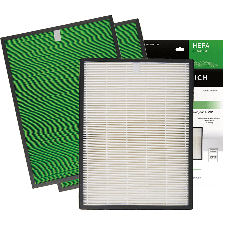 Buy Cheap Friedrich HEPA Filter Replacement Kit for AP260