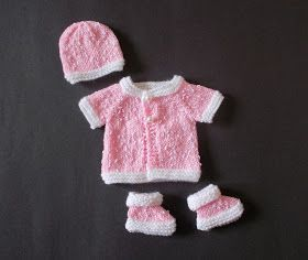This little premature baby cardi is so simple but so sweet knit patterns this little premature baby dt1010fo