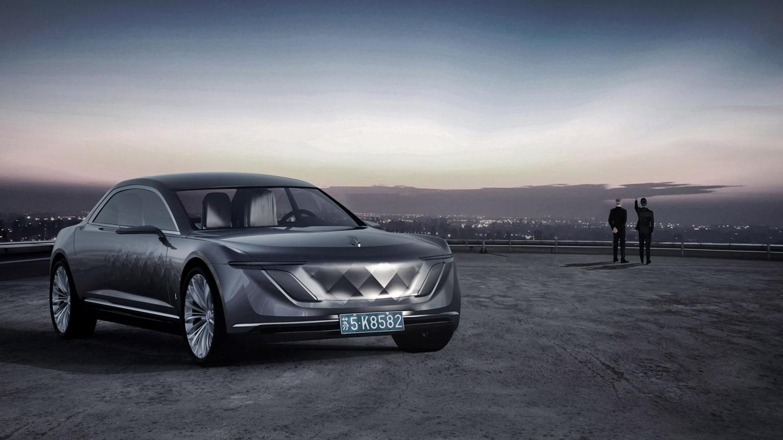 Can Poland Build The Next It Car Electric Cars Electric Car Concept Concept Cars