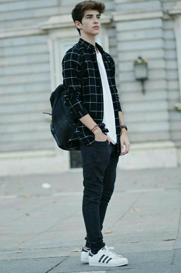 Teen clothes for guys