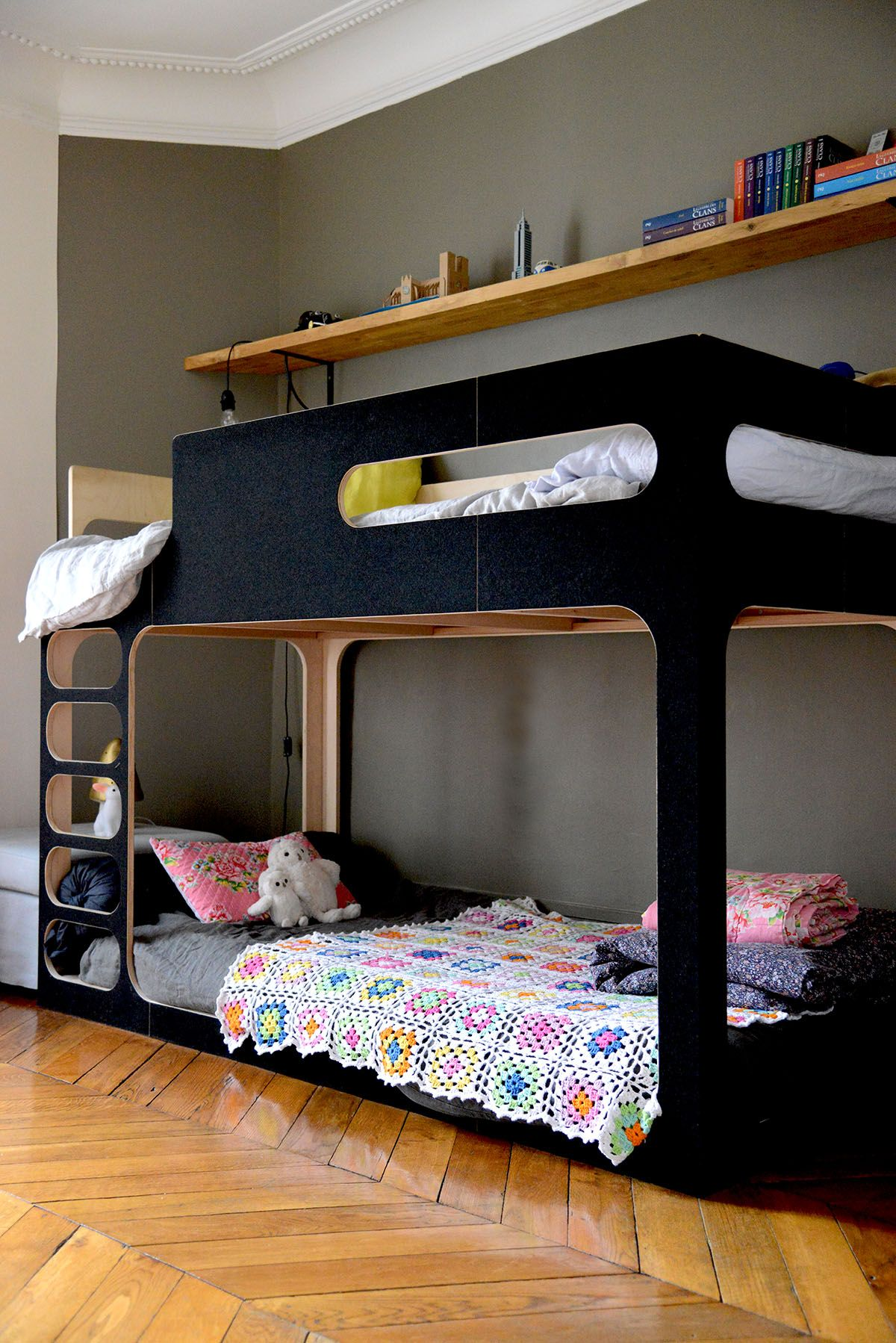 Best Modern Bunk Beds For Kids Chambre Enfant Deco Chambre 640 x 480