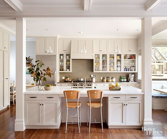 Traditional Kitchen Cabinets #traditionalkitchen