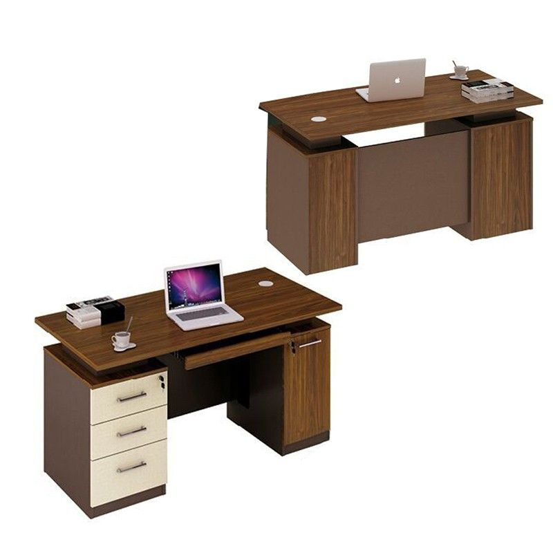 Whole Price Computer Office Furniture Melamine Wood Practical Mini Table