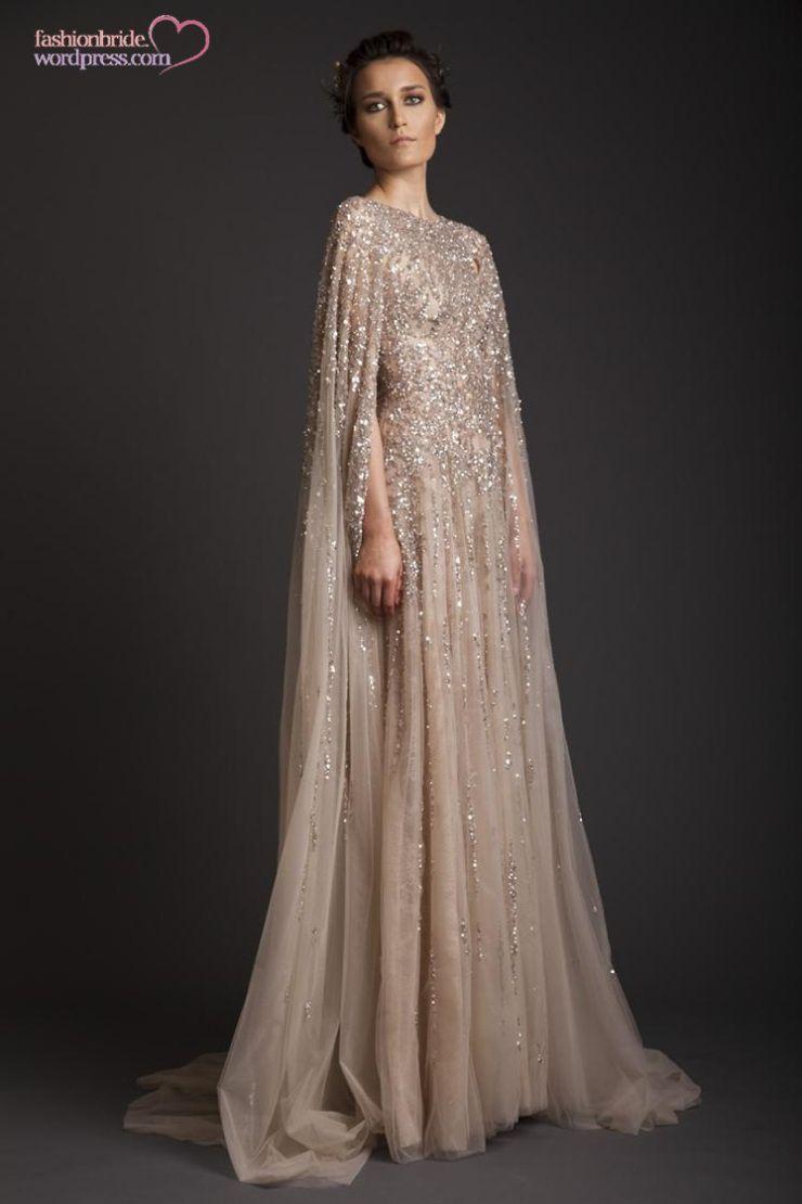 Wedding dresses department stores  Krikor Jabotian Fall  Bridal Collection  The FashionBrides