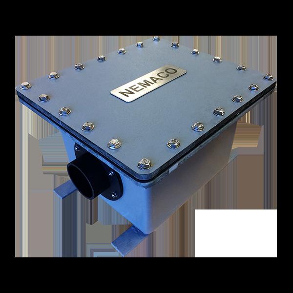 Nema 6 Frp Electrical Enclosures Enclosures Fiberglass Cabinet Boxes
