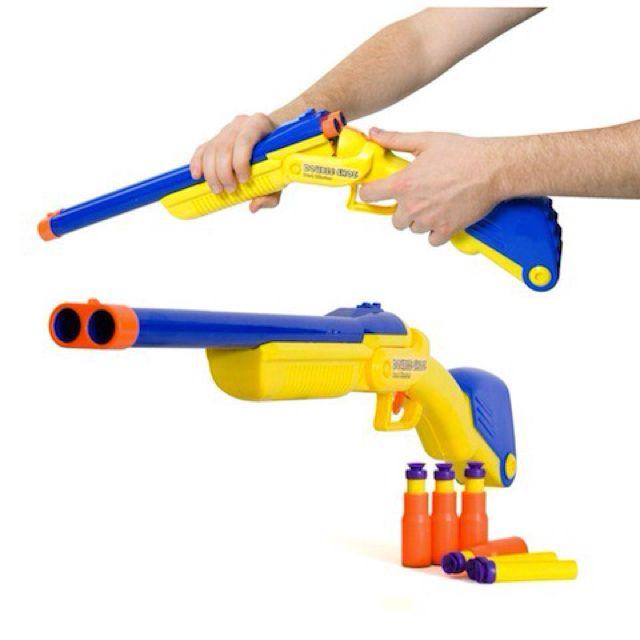 1200x613 Four Double Barrel Shotguns A) Boito OverUnder Shotgun B) Armas