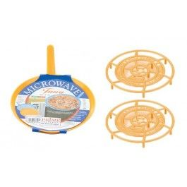 Prime Microwave Tawa With Roti Crisper 3 Pcs Set For Offer Sale Online With Free Shipping In India 2 To 5 Working Days Settings Roti Crisp