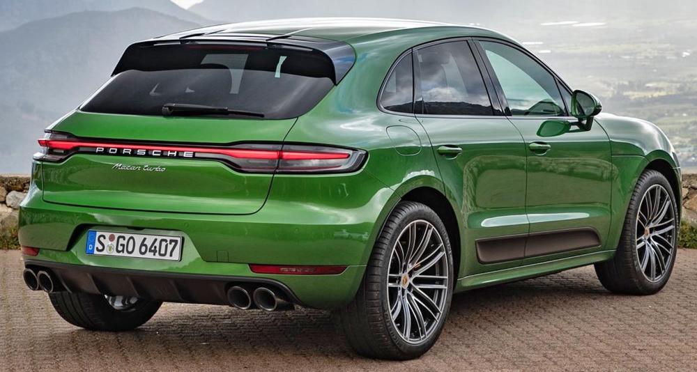 بورش ماكان توربو 2020 الجديدة كليا الكروس أوفر الرشيقة والأنيقة موقع ويلز Porsche Macan Turbo Suv Car Porsche