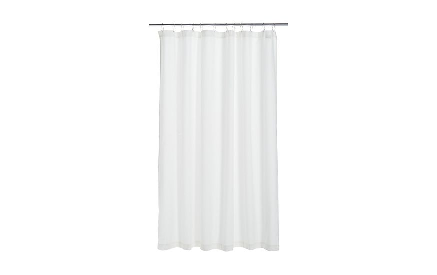 Dwr Honeycomb Shower Curtain White By Design Within Reach In 2020 Design Within Reach Curtains Design