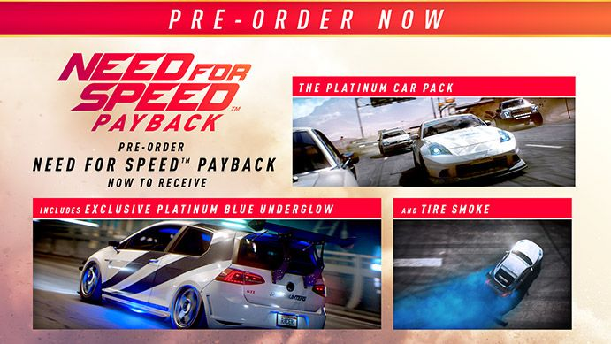 the cheapest copy of need for speed payback starting with local