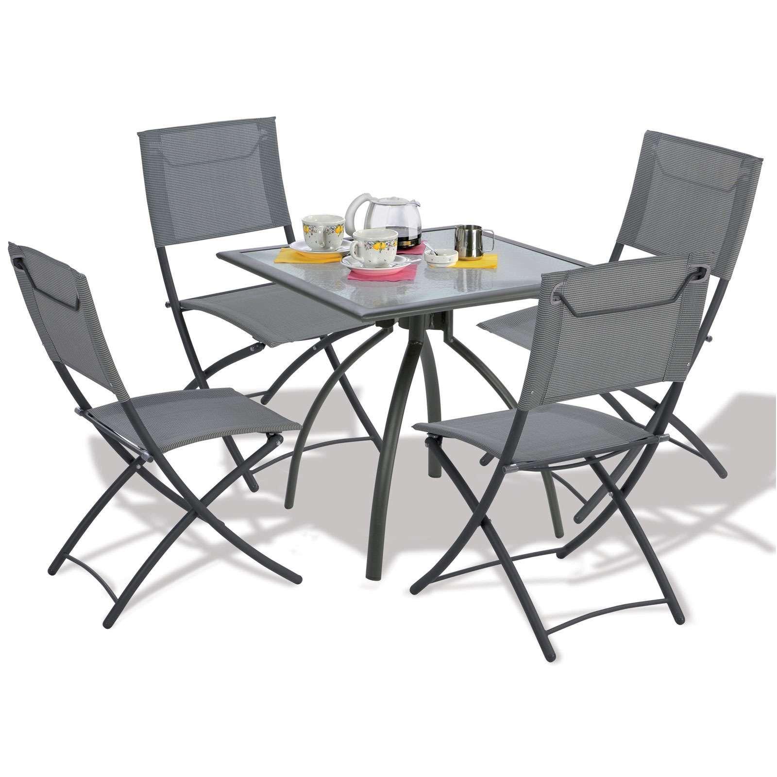 14 Grand Table De Jardin Avec Chaise Pas Cher Image