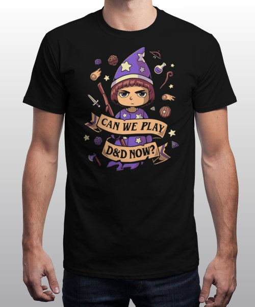 """""""Will the Wise"""" is today's £9/€11/$12 tee for 24 hours only on Pin this…   Qwertee thumbnail"""