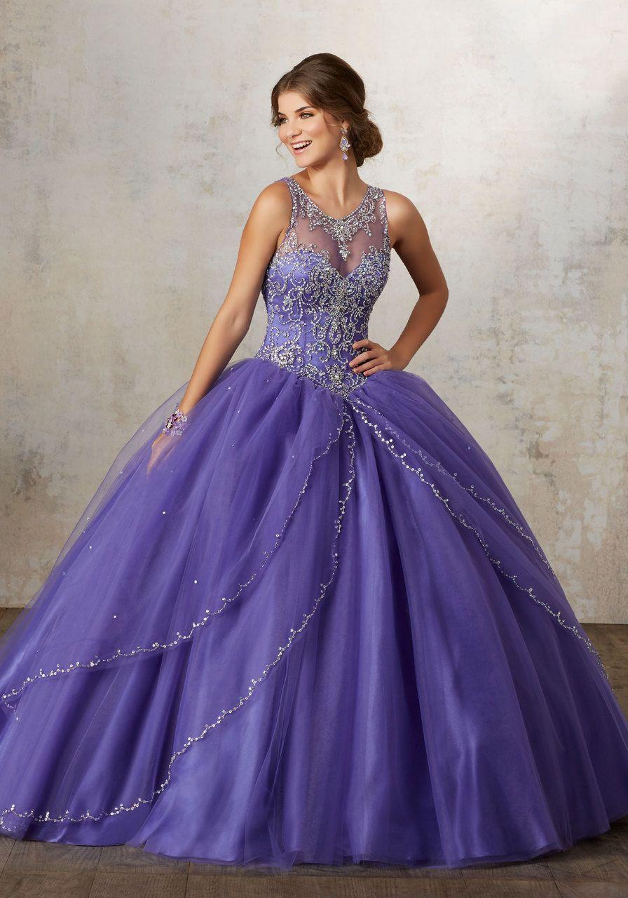 Mori Lee Vizcaya Quinceañera Dress Style 89127 | Mori lee, Vestidos ...
