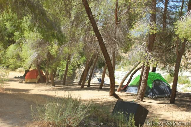 Heaton flats campground los angeles pinterest san for Camping cabins near los angeles