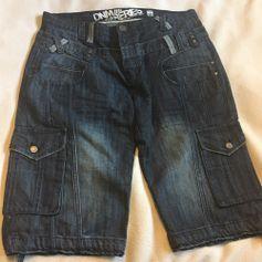 """Used Denim 3/4 length shorts,brand new 36""""waist in WV4 Wolverhampton for £ 12,00 – Shpock"""
