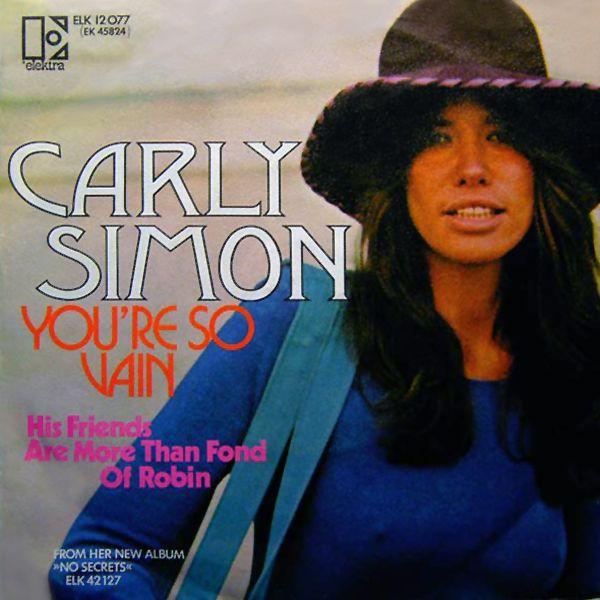 Re So Vain Carly Simon Chords