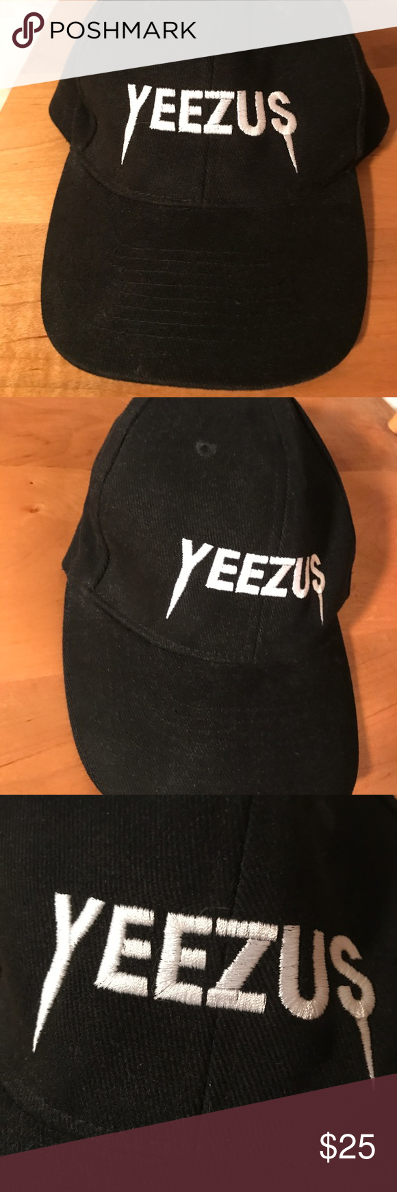 53af292f YEEZUS Tour Hat Only worn a couple of times. Authentic Yeezy Accessory.  Unisex Yeezus Accessories Hats
