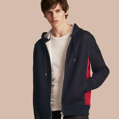 burberry hoodie bordeaux