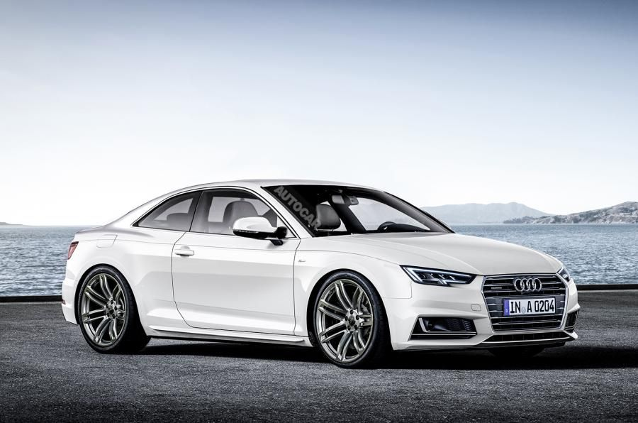 2017 audi a5 coupé - i think i like my 16 better though hmmmmm