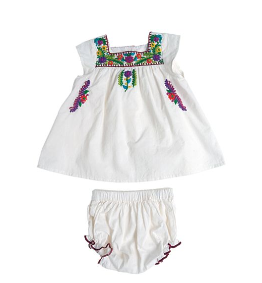 inspired in mexican embroidery   Bebe   Pinterest