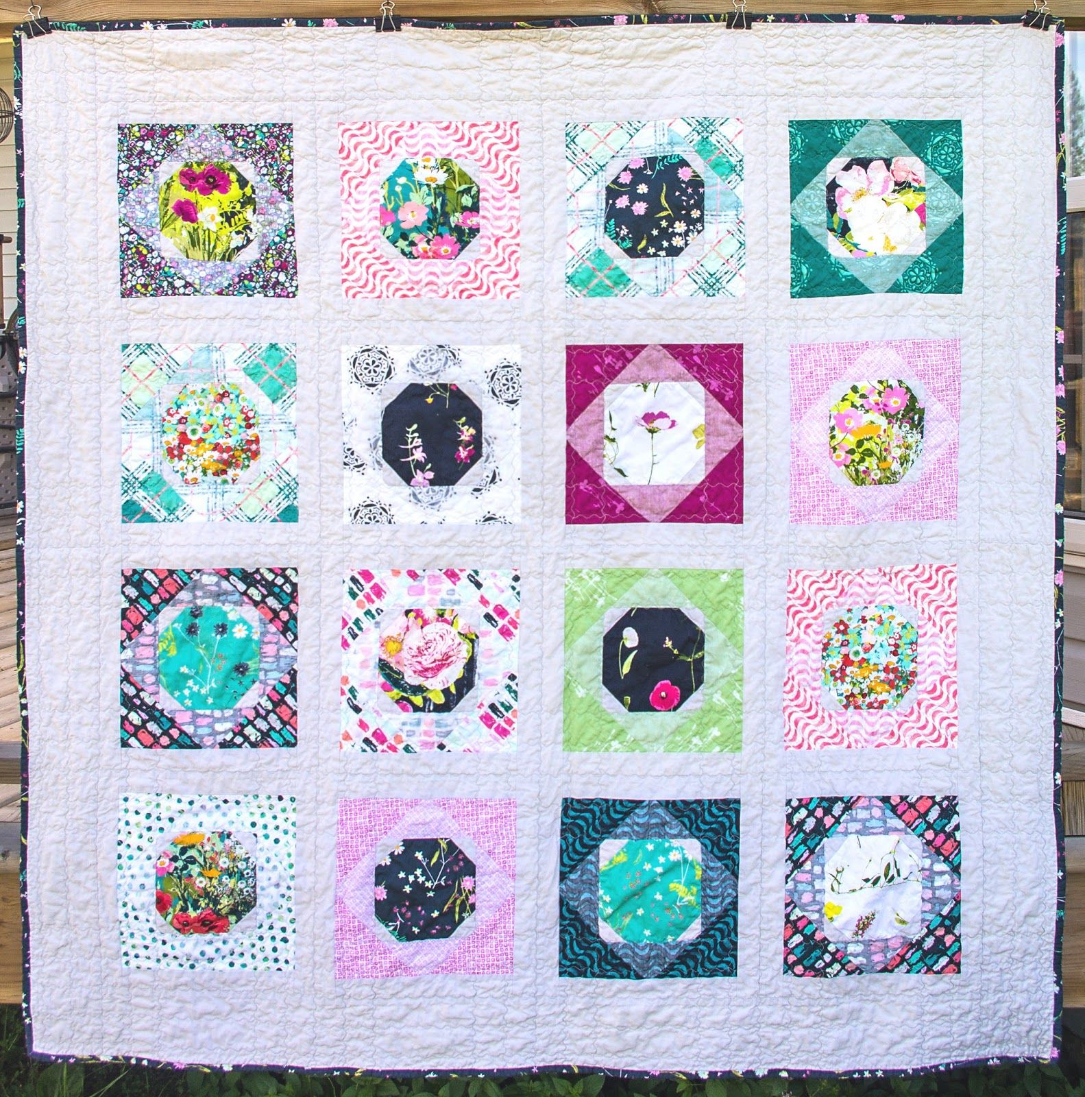 Mazarin My First Quilt Pattern Patterns And Cuttings