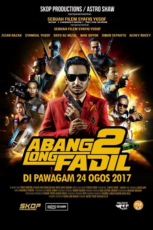 Abang Long Fadil  Full Movie Free Watch Online