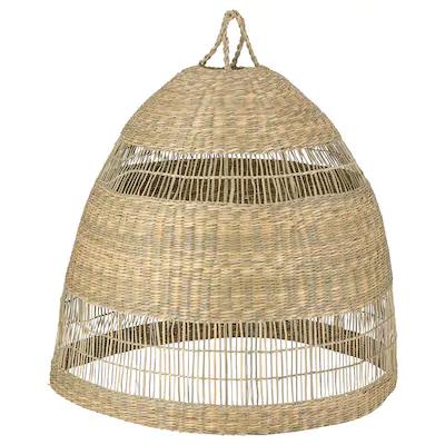 Torared Abat Jour Suspension Jonc De Mer55 Cm Ikea En 2020 Abat Jour Lampe Abat Jour Suspension Lampe Suspendue