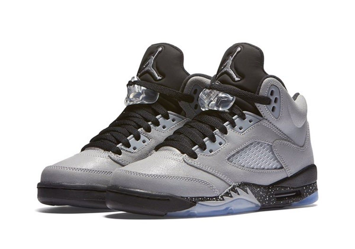 "Air Jordan Retro 5 "" Wolf Grey"" | Air"