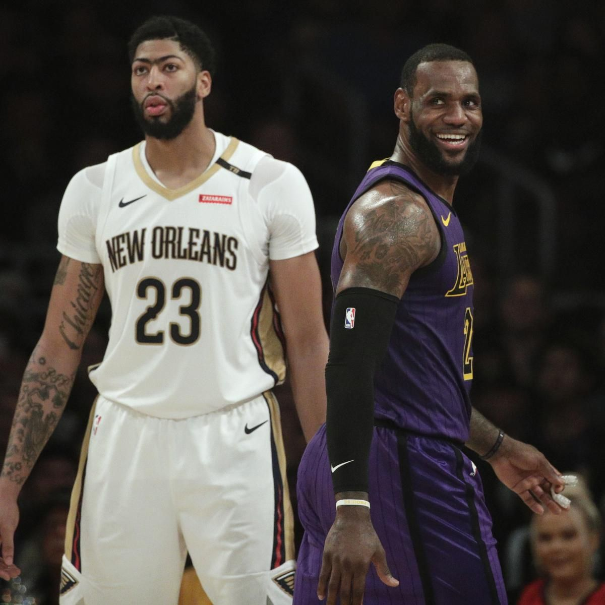 Every Nba Team S Best Offseason Trade Offer For Anthony Davis Anthony Davis Nba Trades Lebron James