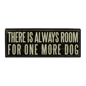.siempre hay lugar para un perro mas.... que mas da....son muy queridos por algunos humanos....yo soy una de esos humanos.