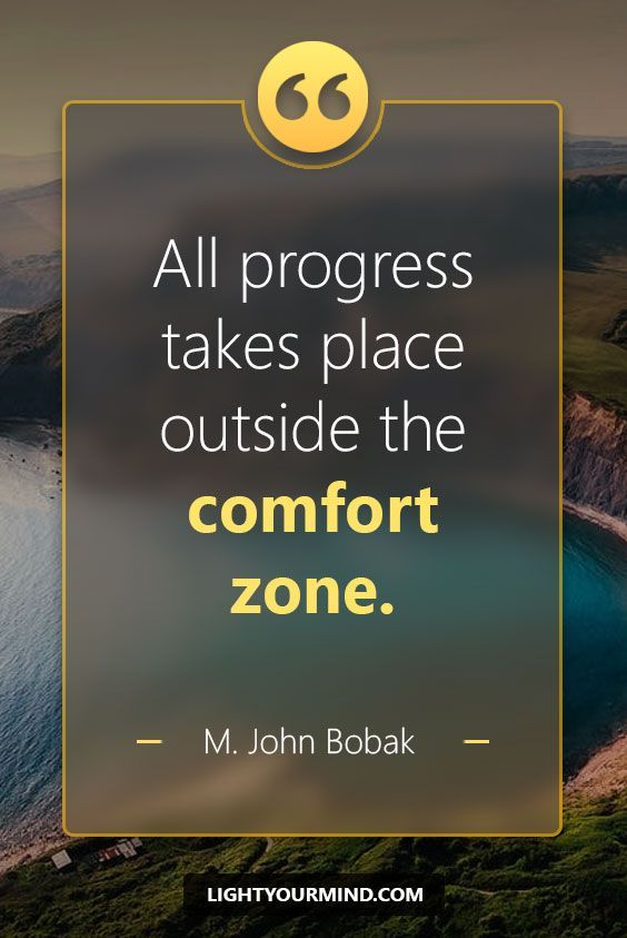 All Progress Takes Place Outside The Comfort Zone Michael John Bobak Motivational Quotes For Su Best Success Quotes Procrastination Quotes Success Quotes