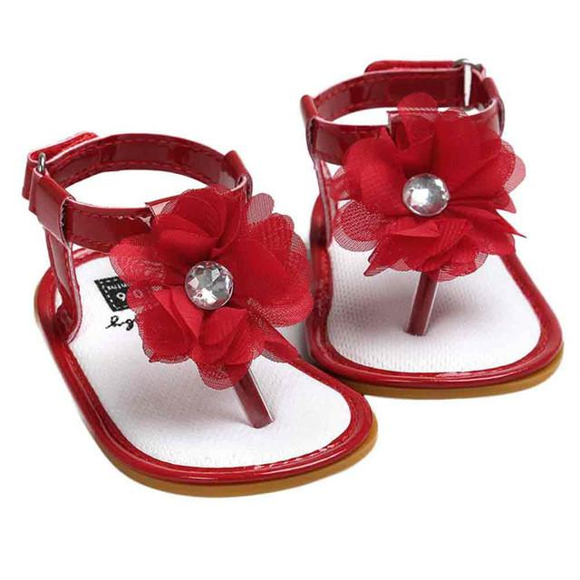 d8f354e86 Perfect Summer Sandal - Red