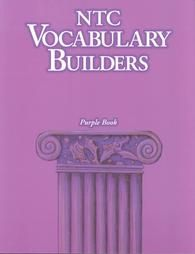 NTC Vocabulary Builders: Purple Book | book | Vocabulary
