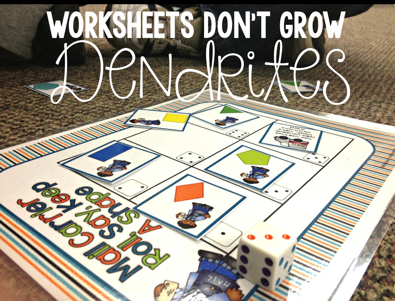 Detective Math Worksheet