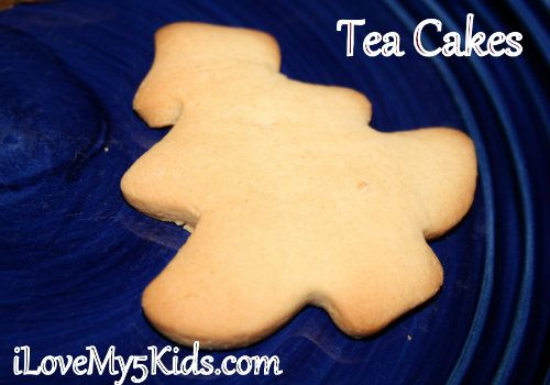 Best Russian Tea Cake Recipe