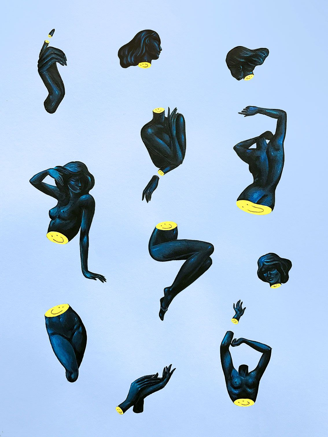 Gina Kiel — Ouroboros - nowHere x Superchief
