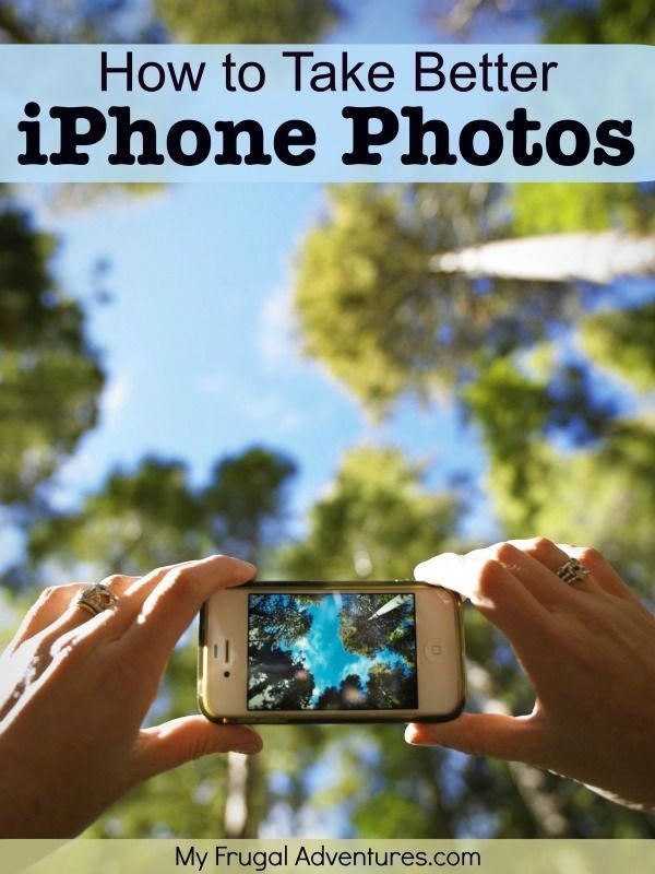 Easy tips to take better iPhone photos! Easy ways to ...