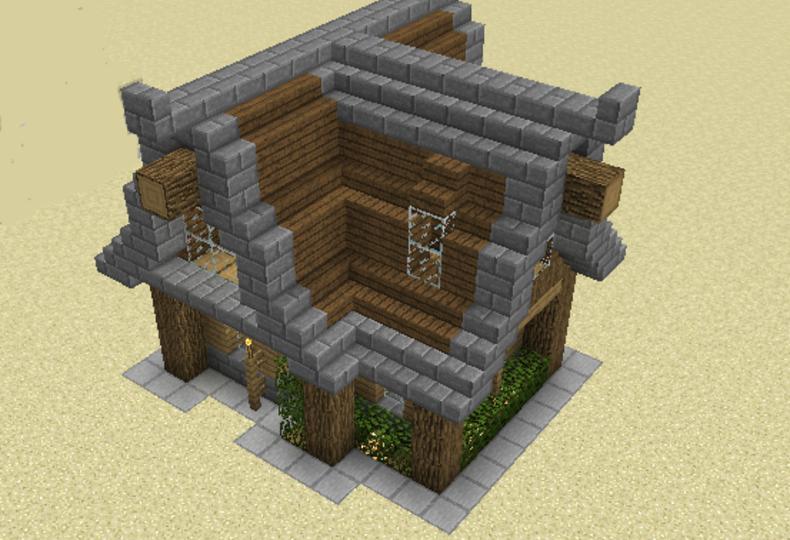 Rustici Modern Rustic House - Grabcraft