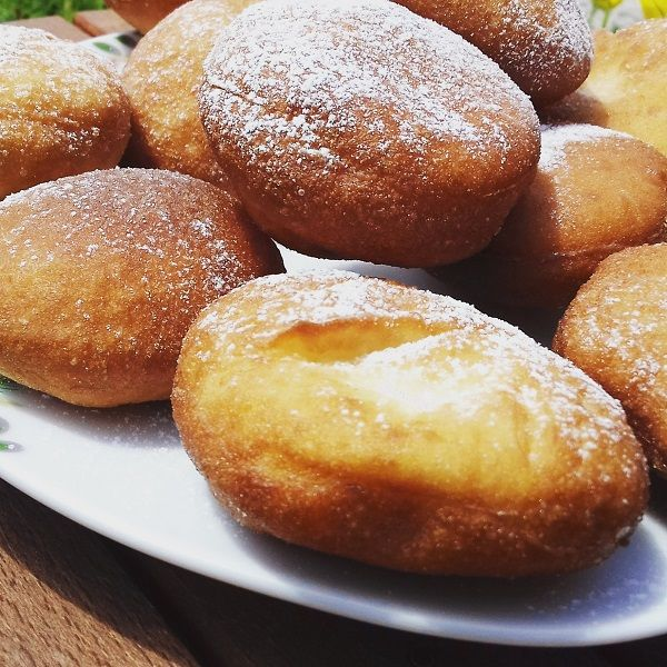 Paleo Beignet Or Healthy Gluten Free Recipe For Donuts Food
