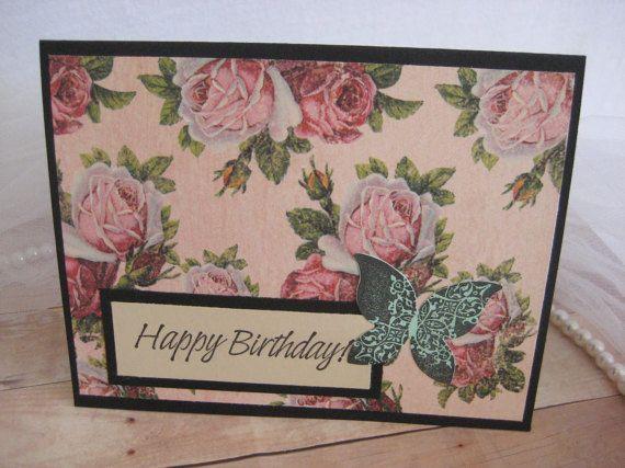 Birthday Card For Her Roses Birthday Card By Shipislandgreetings
